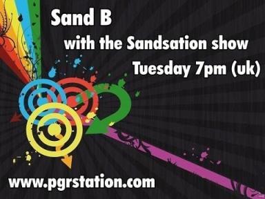 Locandina Sand B